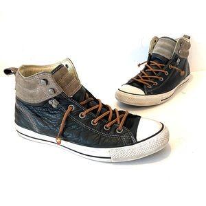 RARE Vintage Leather Converse All Stars